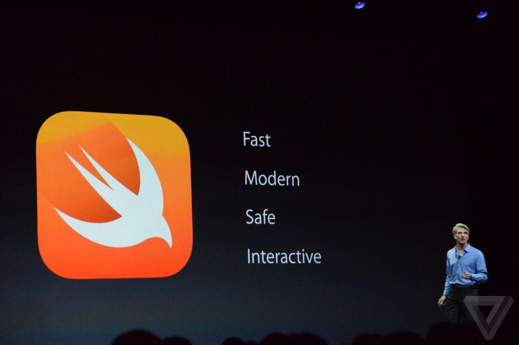 WWDC2014推出Swift编程语言